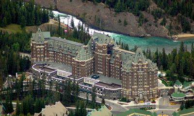 Banff Fairmont Banff Springs Hotel Luxury Golf Vacations